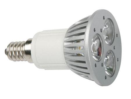 E14 Lamp - Power LED Lichtkleur: Warm Wit