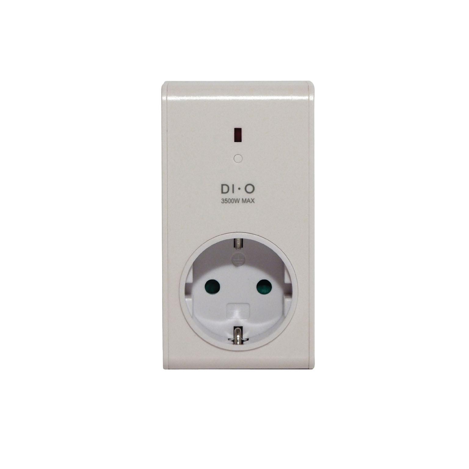 Aan/Uit Stekker - 3000W Bruikbaar met andere DI-O producten uit het assortiment