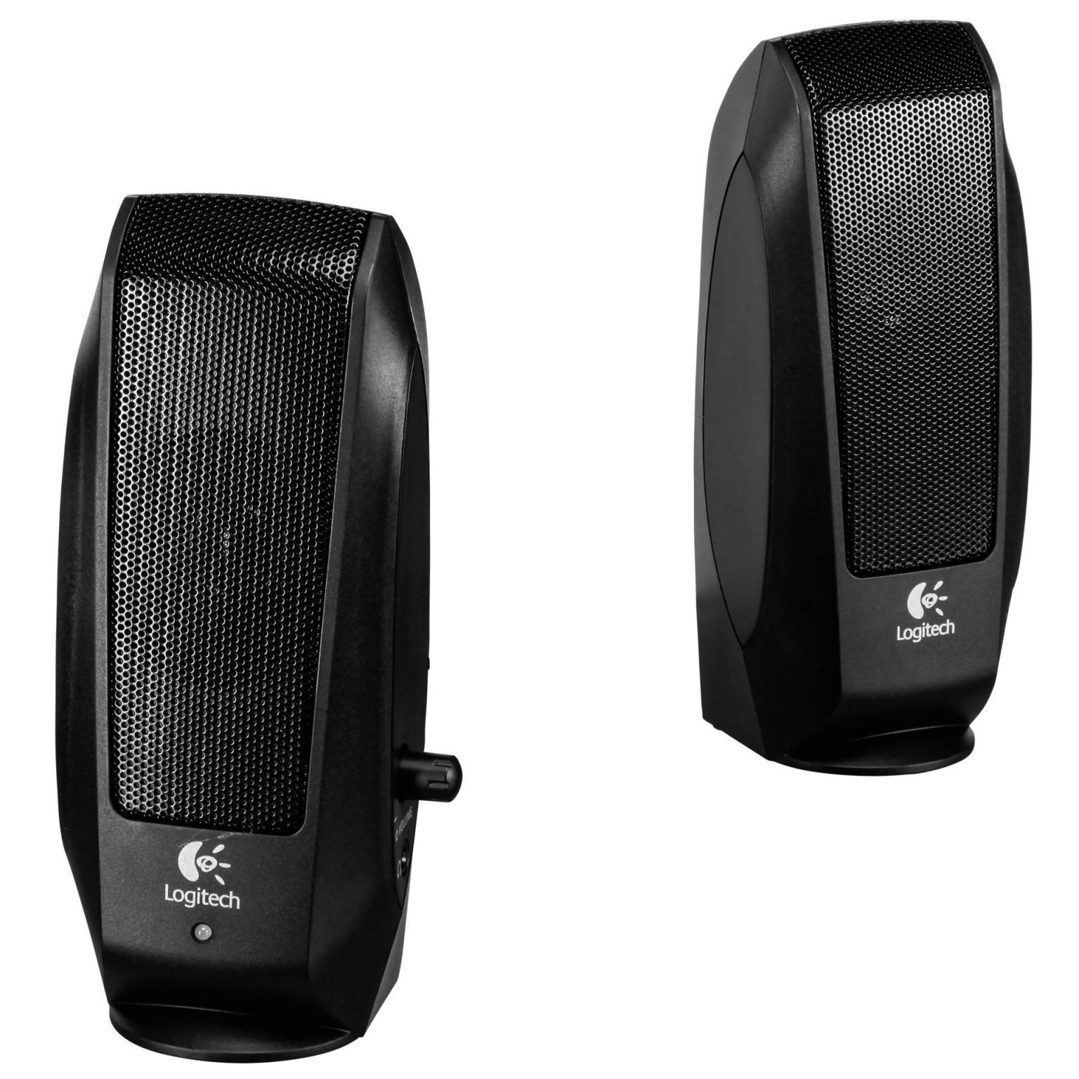 Computer 2.0 Speakerset RMS Vermogen: 2 Watt