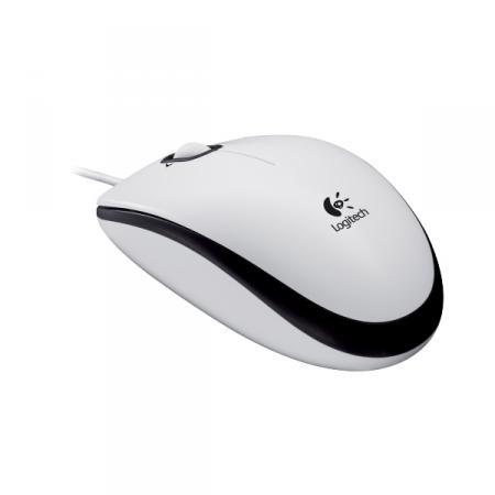 Logitech Maus M100 weiß