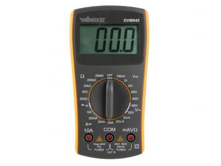 3 ½-DIGIT DIGITALE MULTIMETER - 19 BEREIKEN 3 ½-DIGIT DIGITALE MULTIMETER - 19 BEREIKEN