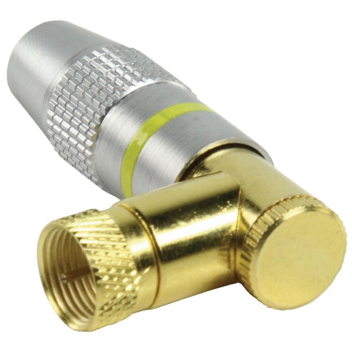 F-Connector - Professioneel Aantal: 2