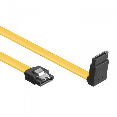 SATA KABEL 6GBPS Lengte: 0,50 meter