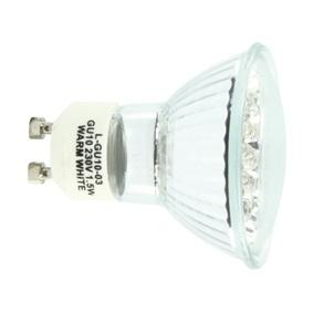 GU10 Lamp - LED Lichtkleur: Warm Wit