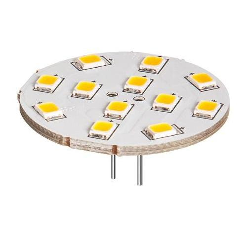 G4 Lamp - SMD LED - Professioneel Lichtkleur: Warm Wit