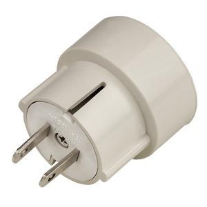 Hama amerika stekker voor vs canada midden en zuid - Adaptateur electrique usa europe ...