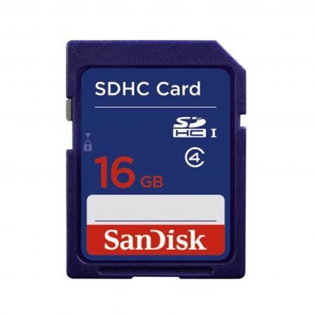 SD geheugenkaart - 16 GB - Hama
