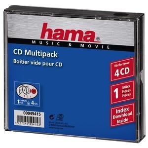 Image of CD/DVD - 4 stuks - Hama