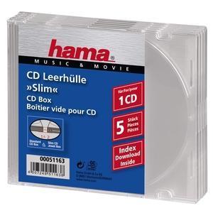 Image of CD/DVD - 5 stuks - Hama