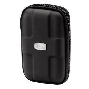 hama Festplatten Tasche sw für 6,35cm HDD