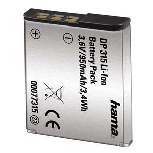 Hama Akku 3 .6V-960mah Sony Np-bg1-fg1 Hama