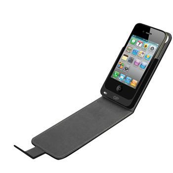 Noodlader iPhone 4 Kleur: Zwart