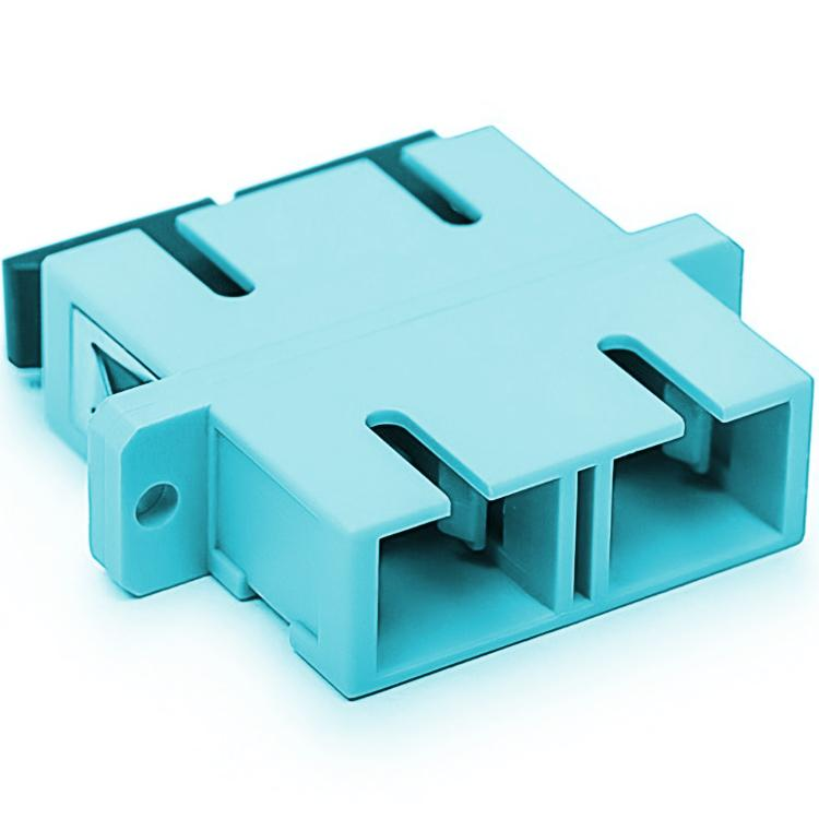 EFB Elektronik koppeling SC-SC-simplex keramische huls multimode, 12 stuks