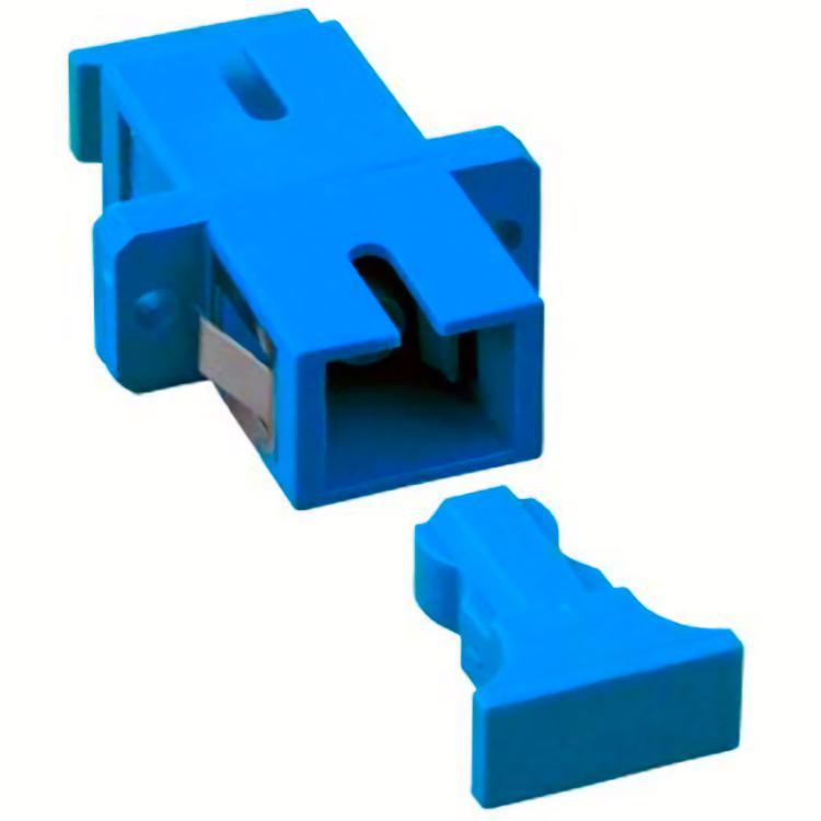 EFB-Elektronik koppeling SC-SC-simplex, keramische huls, singlemode 12 stuks
