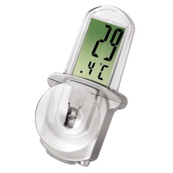 HAMA WEERSTATION WINDOW LCD-Thermometer
