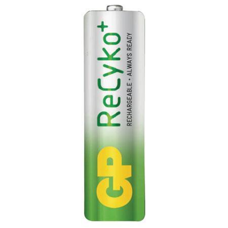 Image of AAA Oplaadbare batterij - GP