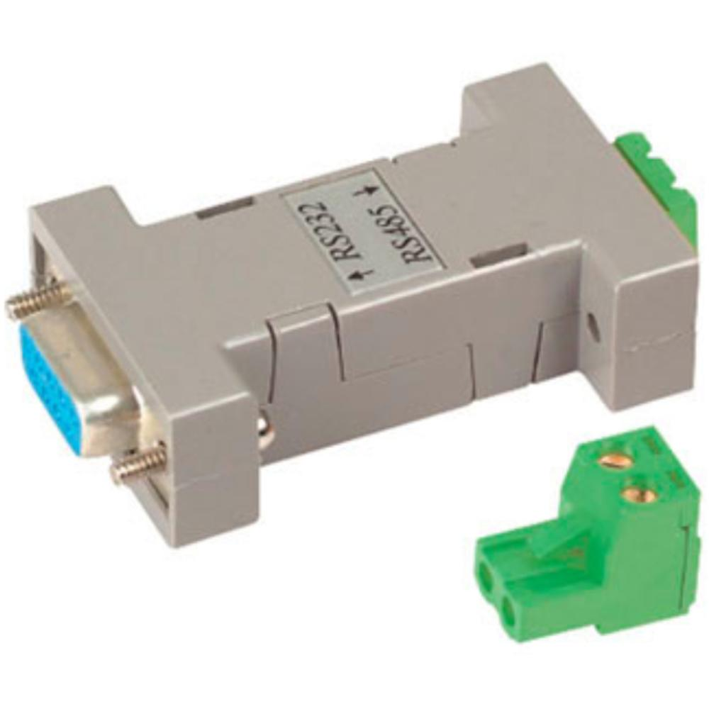 RS232 naar RS485 verloopstekker Connector 2: RS485 female