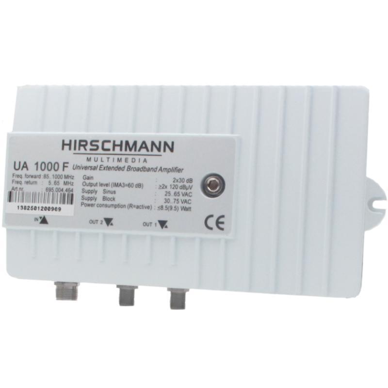 Hirschmann Antenneversterker Merk: Hirschmann - UA 1000FH
