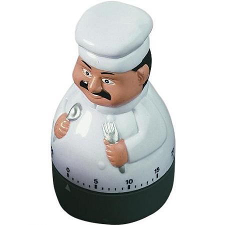 Kookwekker Tijdinstelling: 0-60 Minuten