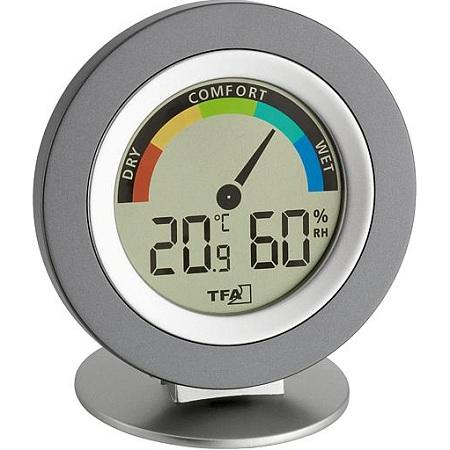 Digital-Thermo-Hygrometer Cosy 155x104x77mm