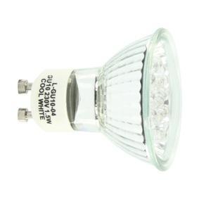 GU10 Lamp - LED Afmetingen: Ø50mm/H56mm
