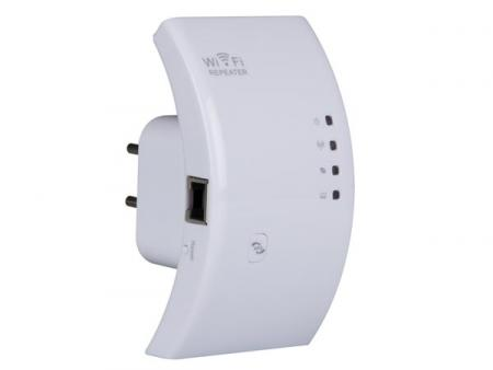 WIRELESS WIFI REPEATER Snelheid: 11/54/150/270/300Mbps