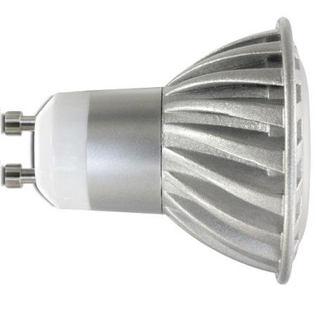 GU10 Lamp - Power LED Lichtkleur: Warm Wit