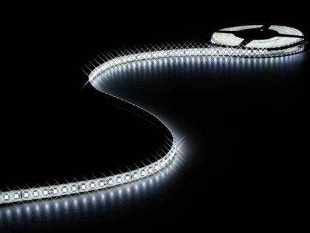 FLEXIBELE LED STRIP - KOUD WIT - 600 LEDs - 5m - 24V FLEXIBELE LED STRIP - KOUD WIT - 600 LEDs - 5m - 24V
