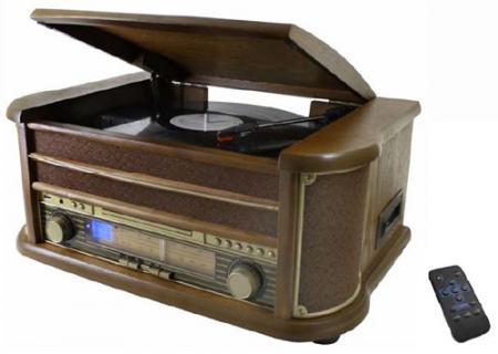 SOUNDMASTER NR513 STEREO CENTER NOSTALGIA - * AM / FM