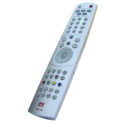 Universele afstandsbediening Geschikt voor TV/DVD/SAT-CBL-DVBT/AMP/VCR