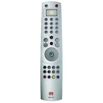 Universele afstandsbediening * Geschikt voor TV