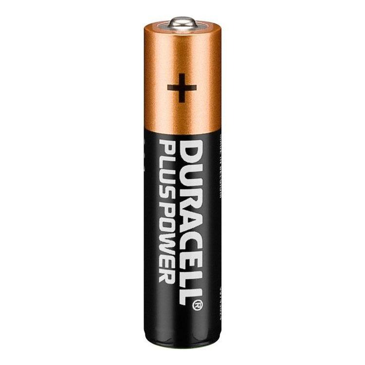 Duracell Batterien AAA (4 Stück)