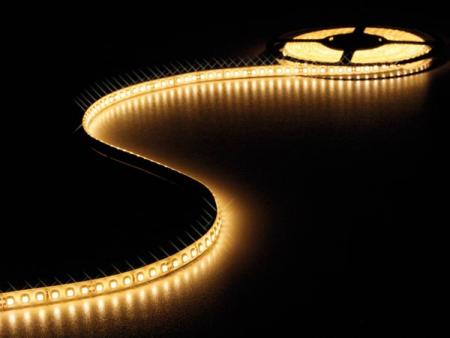 FLEXIBELE LED STRIP - WARM WIT - 600 LEDs - 5m - 24V FLEXIBELE LED STRIP - WARM WIT - 600 LEDs - 5m - 24V