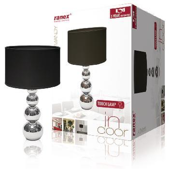 Image of Ranex Ra-indoor19 Tafellamp Mandy met Touchfunctie