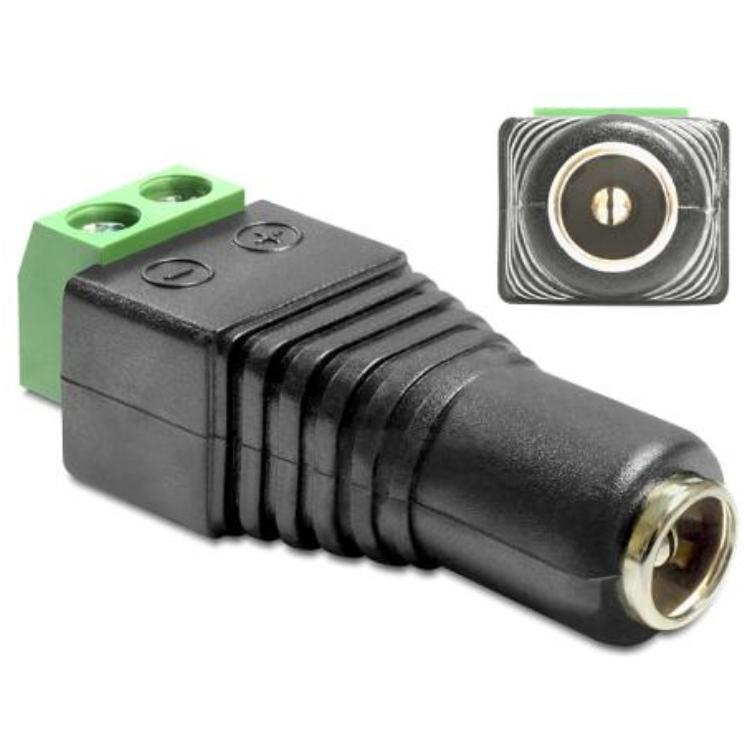 Image of DeLOCK 65421 kabeladapter/verloopstukje