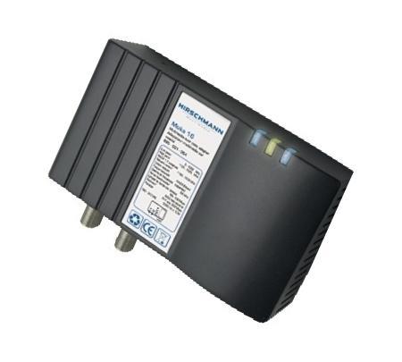 internet over coax adapter  Kan als zender of ontvanger gebruikt worden