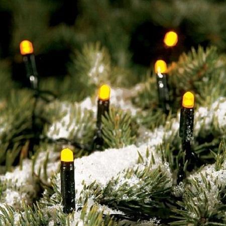 Kerstboom Verlichting Verlichte Lengte: 17.9 meter