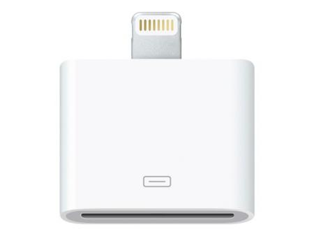 Image of Adapter - Lightning naar 30-pins dock connector - Apple