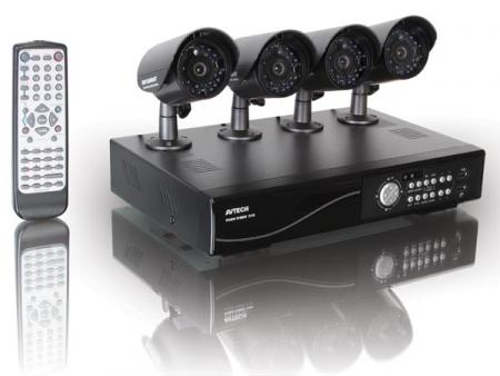 CCTV-PACK PUSH VIDEO EAGLE EYES: H.264 FULL FRAME DVR + 4 SONY EFFIO IR-CAM CCTV-PACK PUSH VIDEO EAGLE EYES: H.264 FULL FRAME DVR + 4 SONY EFFIO IR-CAMERA
