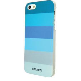 iPhone 5 - Back Cover Kleur: Blauw