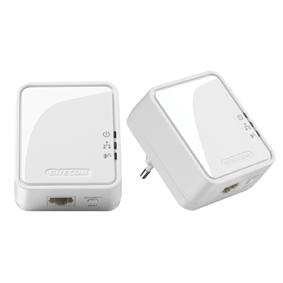 Mini Homeplug Set - 500 Mbps Snelheid: 500 Mbps