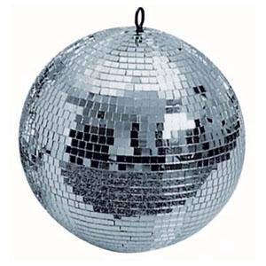 Image of Mirrorball 10 cm 10 cm Mirrorball without motor - Showtec