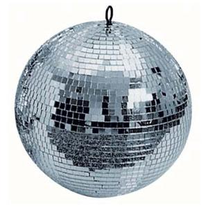 Image of Mirrorball 30 cm 30 cm Mirrorball without motor - Showtec