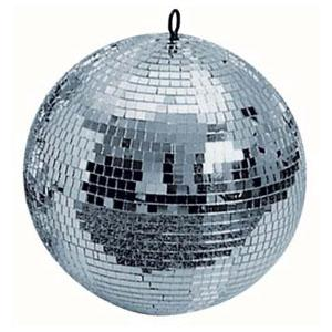 Image of Mirrorball 20 cm 20 cm Mirrorball without motor - Showtec