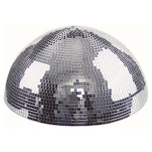 Image of Half-mirrorball 50 cm 50 cm Half mirrorball for wall and ceiling mount