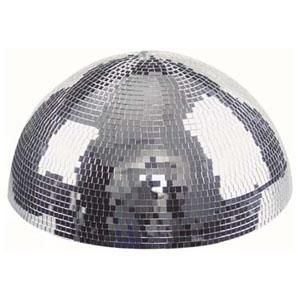 Image of Half-mirrorball 40 cm 40 cm Half mirrorball for wall and ceiling mount