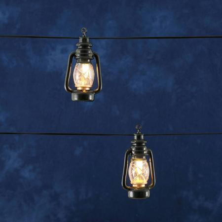Feestverlichting  Verlichte Lengte: 7 meter