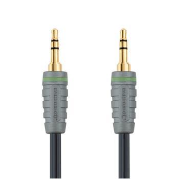 Image of Audiokabel voor draagbaar apparaat 2.0 m - Bandridge