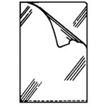 Image of Insteekmap A4 100 stuks - Ahrend