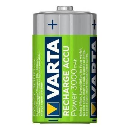 Image of D Batterij oplaadbaar - Varta